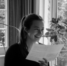 Jasmin Spinnler - Leiterin Vocal und Chor