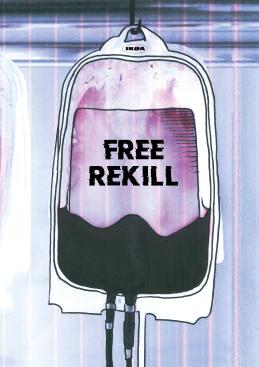 flyer_free rekill_vorne